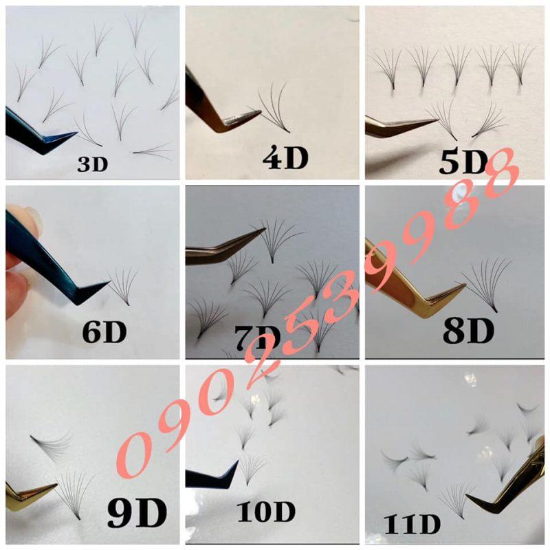 Whole Sale Manual Eye Lashes Fan - Origin Vietnam
